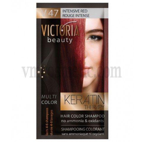 Victoria Beauty V 47 INTENSIVE RED / ROUGE INTENSE / ИНТЕНЗИВНО ЧЕРВЕН 40 гр