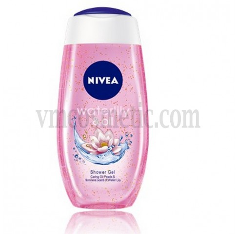 NIVEA Душ гел WATER LILY & OIL - 250 мл.